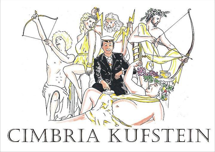Postkarte Cimbria Kufstein